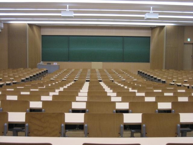 TOEIC大学教室会場イメージ