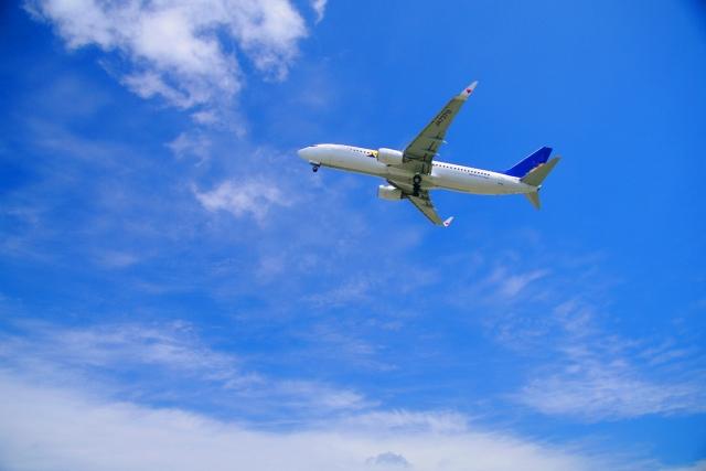 留学イメージ飛行機