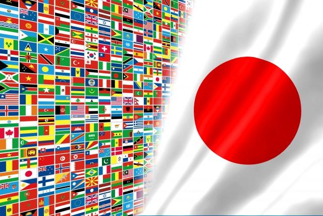 日本人留学生等の推移
